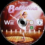 Ballerina Wii disc (SBRPKM)