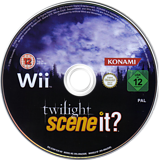 Scene It? Twilight Wii disc (SCNPA4)