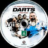 PDC World Championship Darts: Pro Tour Wii disc (SDTPGN)