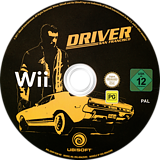 Driver: San Francisco Wii disc (SDVP41)