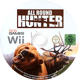 All Round Hunter Wii disc (SFSPGT)