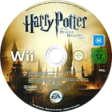 Harry Potter and the Deathly Hallows - Part 2 Wii disc (SH5P69)