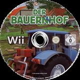 Der Bauernhof Wii disc (SHEDRM)