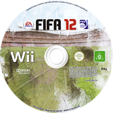 FIFA 12 Wii disc (SI3P69)