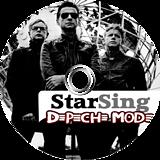 SingItStar Depeche Mode CUSTOM disc (SISDEM)