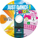 Just Dance Kids 2014 Wii disc (SJ7P41)