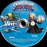 Skylanders: Trap Team Wii disc (SK8D52)