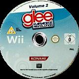 Karaoke Revolution Glee Volume 2 Wii disc (SKGPA4)