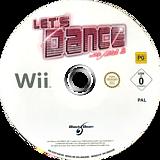 Let's Dance with Mel B Wii disc (SLDPLG)