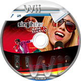 SingItStar Made in Germany CUSTOM disc (SMIG3Q)