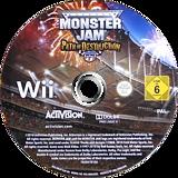 Monster Jam:Path of Destruction Wii disc (SMJP52)
