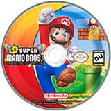 DU Super Mario Bros. : Anniversary Edition CUSTOM disc (SMNPDU)
