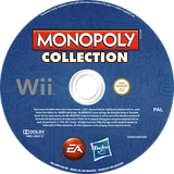Monopoly Collection Wii disc (SMPP69)