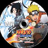 Naruto Shippuden:Dragon Blade Chronicles Wii disc (SN4XGT)