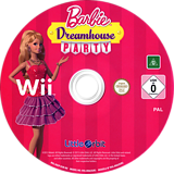 Barbie: Dreamhouse Party Wii disc (SNZPVZ)
