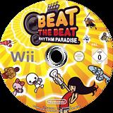 Beat the Beat: Rhythm Paradise Wii disc (SOMP01)