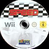 Speed Wii disc (SPEPXT)