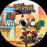 Spaghetti Western Shooter Wii disc (SPHPJW)