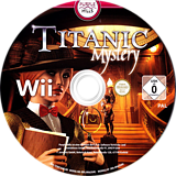 Titanic Mystery Wii disc (STMPKP)