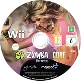 Zumba Fitness Core Wii disc (SU6P5G)