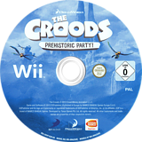 The Croods: Prehistoric Party! Wii disc (SVVPAF)