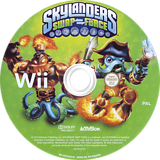 Skylanders: Swap Force Wii disc (SVXY52)