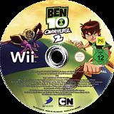 Ben 10: Omniverse 2 Wii disc (SVYPAF)