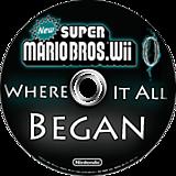 New Super Mario Bros. Wii 0 Where It All Began CUSTOM disc (SWBP01)