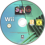 Let's Sing 2015 Wii disc (SY8PKM)