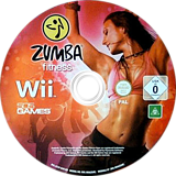 Zumba Fitness Wii disc (SZ5PGT)