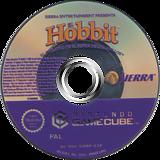 El Hobbit GameCube disc (GHBP7D)