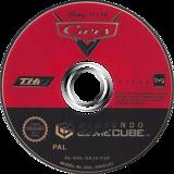 Cars GameCube disc (GKJS78)