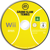Grand Slam Tennis Wii disc (R5TP69)