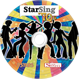 StarSing:'70s v2.3 disque CUSTOM (CS5P00)