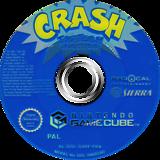 Crash Tag Team Racing disque GameCube (G9RF7D)