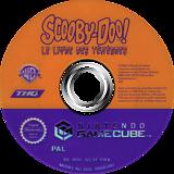 Scooby-Doo!:Le Livre des Ténèbres disque GameCube (GC3F78)