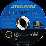Star Wars Jedi Knight II: Jedi Outcast disque GameCube (GJKF52)