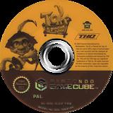 Tak et le Pouvoir de Juju disque GameCube (GJUF78)