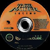 Lara Croft Tomb Raider: Legend disque GameCube (GL8F4F)