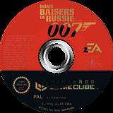 007:Bons Baisers de Russie disque GameCube (GLZF69)