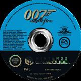 James Bond 007:NightFire disque GameCube (GO7F69)