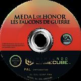 Medal of Honor:Les Faucons de Guerre disque GameCube (GONF69)