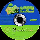 Bob L'éponge: La Créature du Crabe Croustillant disque GameCube (GQ4F78)
