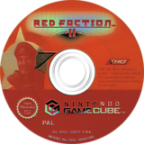 Red Faction II disque GameCube (GRFF78)