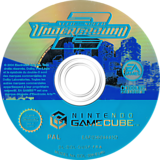 Need for Speed: Underground 2 disque GameCube (GUGF69)