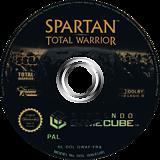 Spartan Total Warrior disque GameCube (GWAF8P)