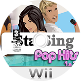 StarSing : Pop Hits 1 & 2 v2.0 disque CUSTOM (SISP12)