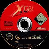 XGRA Extreme G Racing Association GameCube disc (GXAP51)
