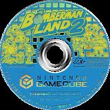 ボンバーマンランド2 ゲーム史上最大のテーマパーク GameCube disc (GB2J18)