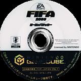 FIFAヨーロッパサッカー2003 GameCube disc (GFAJ13)